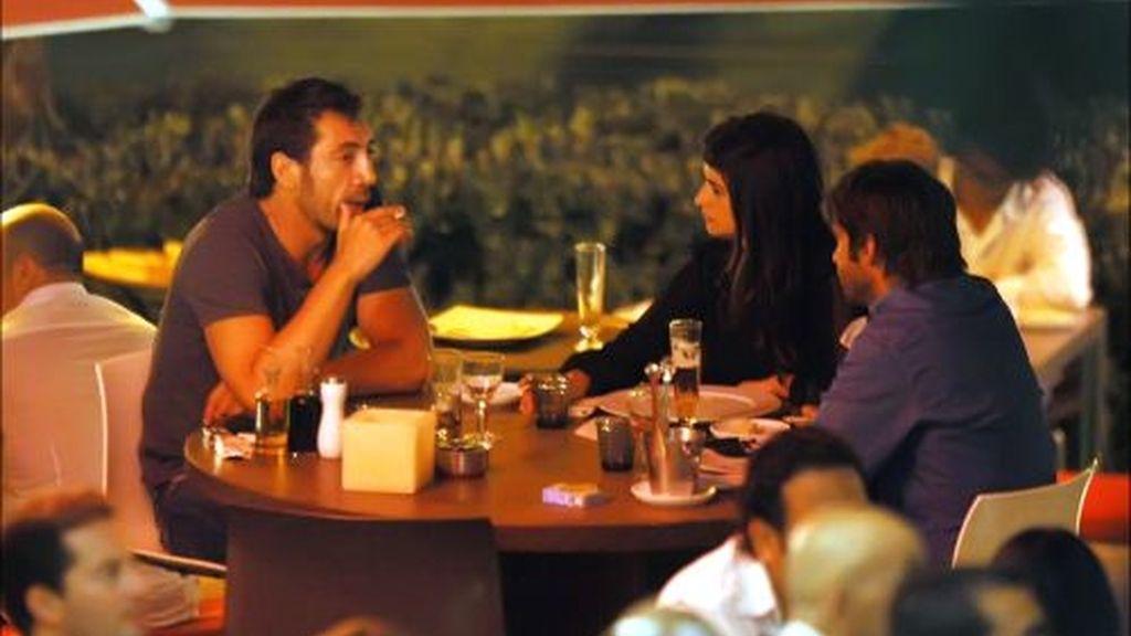 De cena en Barcelona