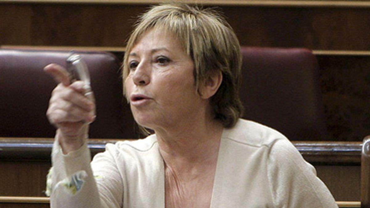 Celia Villalobos, diputada del PP