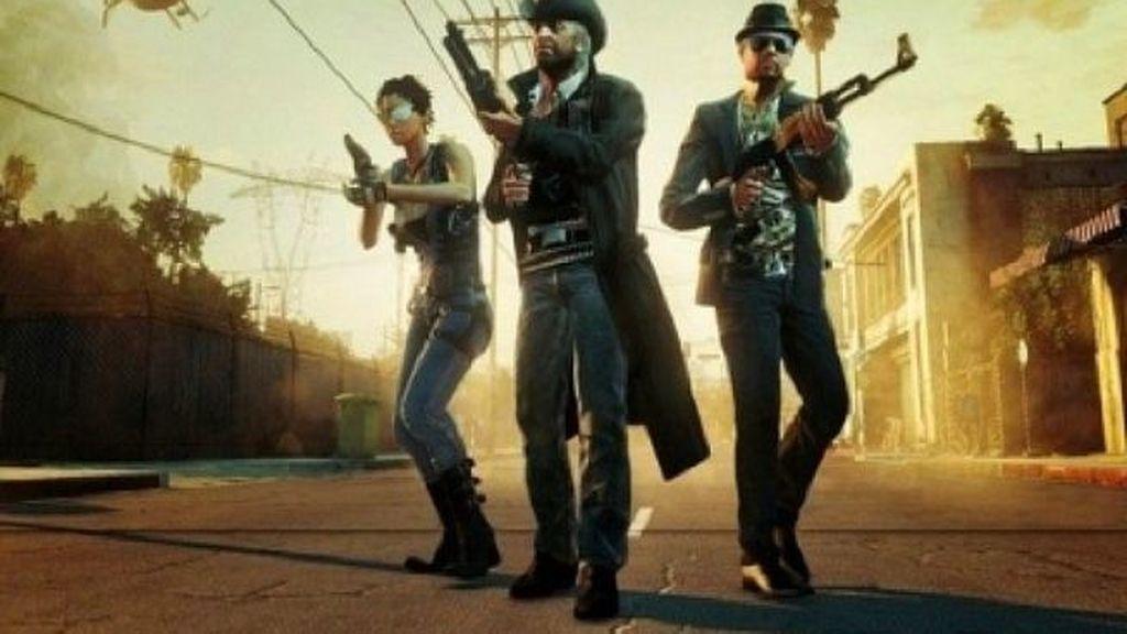 Imagen de 'Call of Juarez, el cartel', un videojuego que toma de escenario la violencia de los narcotraficantes mexicanos.