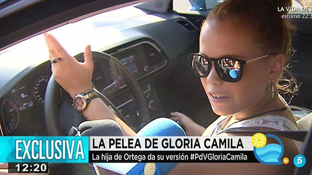"""G. Camila, tras su altercado: """"No hay que darle importancia, es un malentendido"""""""