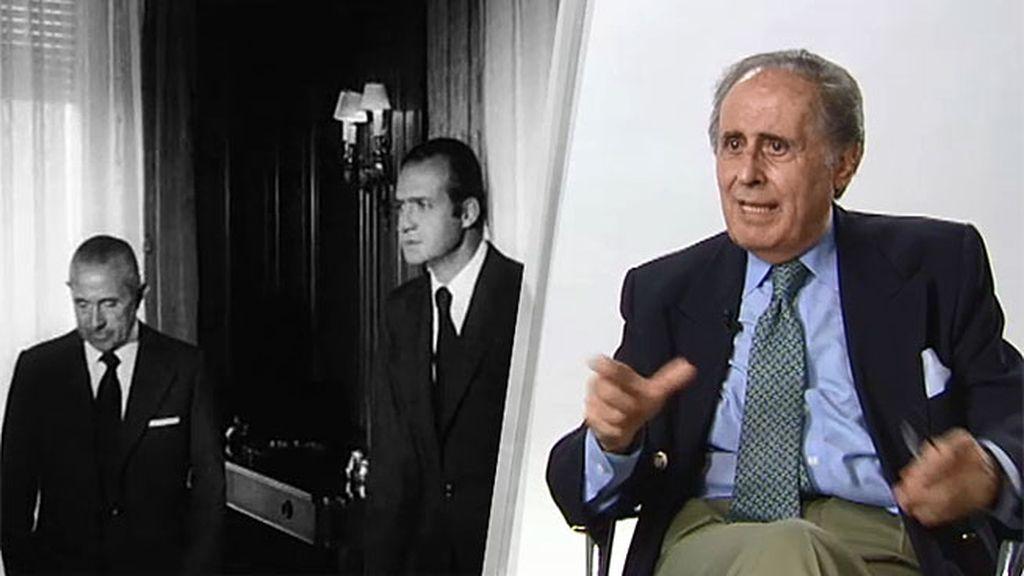 Arias Navarro, el preferido de Carmen Polo y el mayor enemigo de Juan Carlos