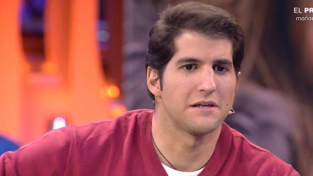 "Julián, sobre Laura: ""No te deja indiferente"""