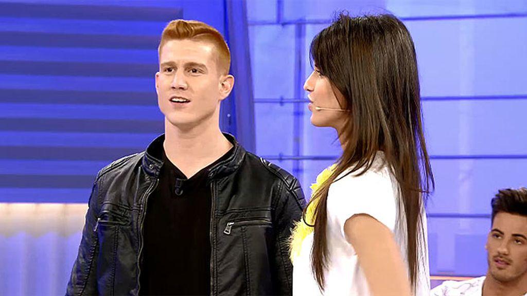 ¿Le ha gustado a Sofía el movimiento de caderas de Dani?