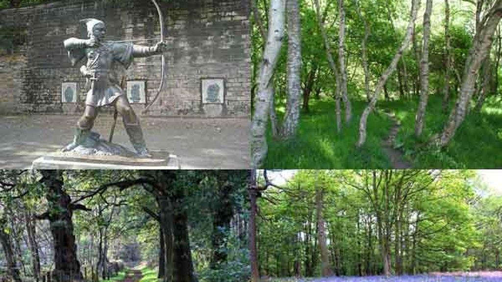 Bosque de Sherwood: Ls casa de Robin Hood