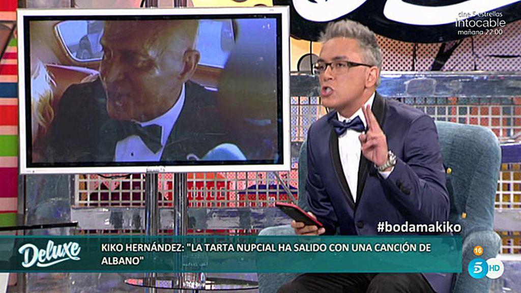 """Kiko Hernández: """"En la boda de Matamoros ha habido dos ausencias muy sonadas"""""""