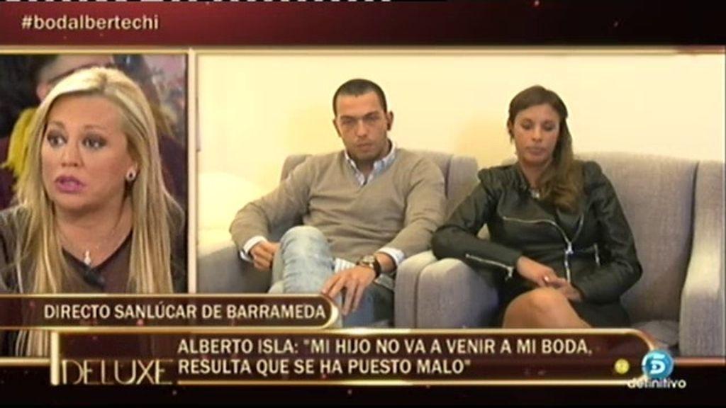 """Alberto Isla: """"Mi hijo no va a venir a la boda porque supuestamente está malo"""""""
