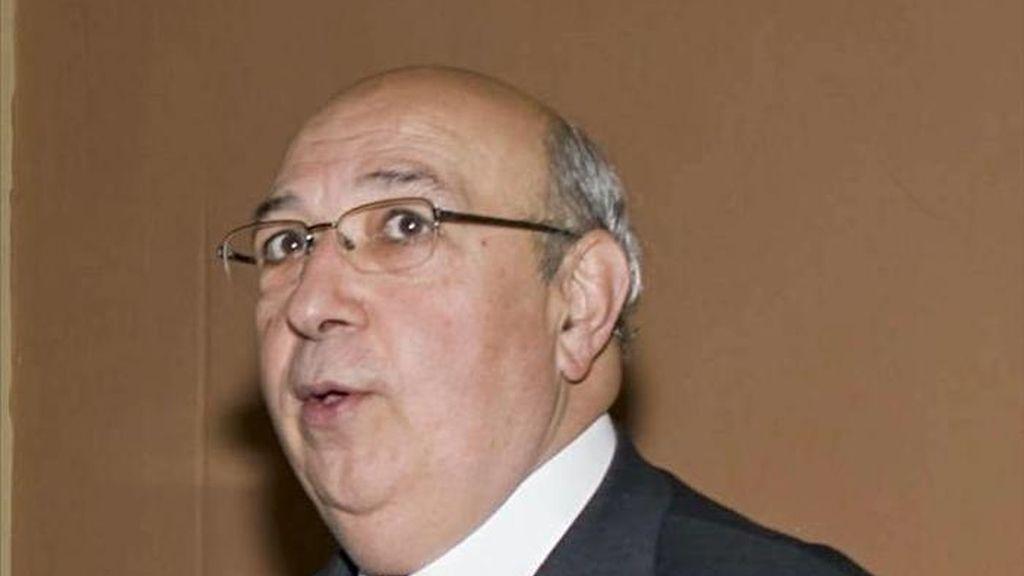 El embajador de España en Italia, Luis Calvo Merino. EFE/Archivo