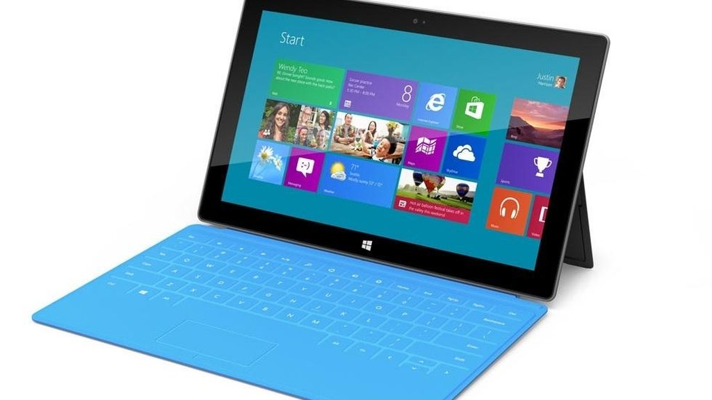 Tablet microsoft, surface