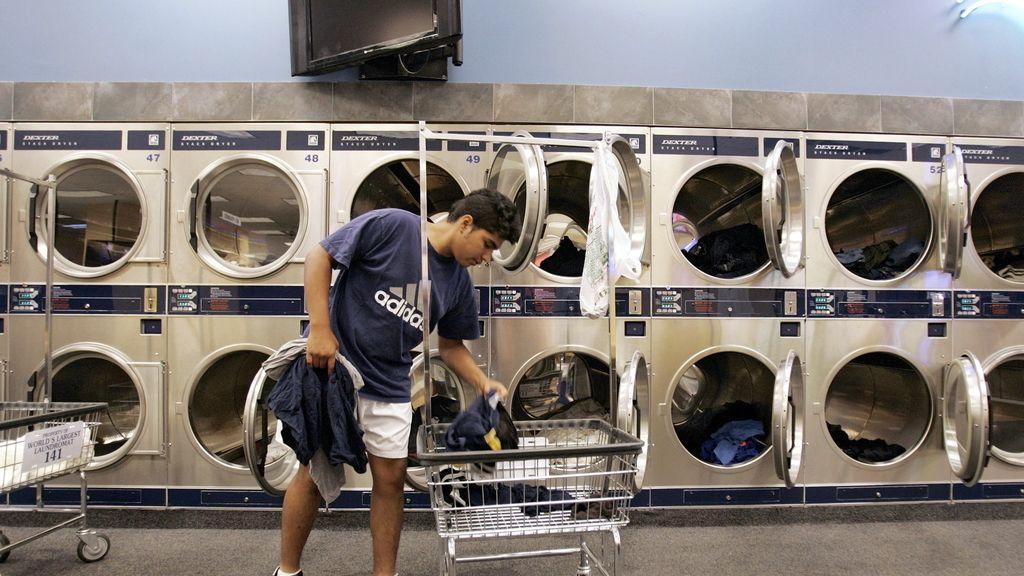 Envían un bebé muerto a una lavandería