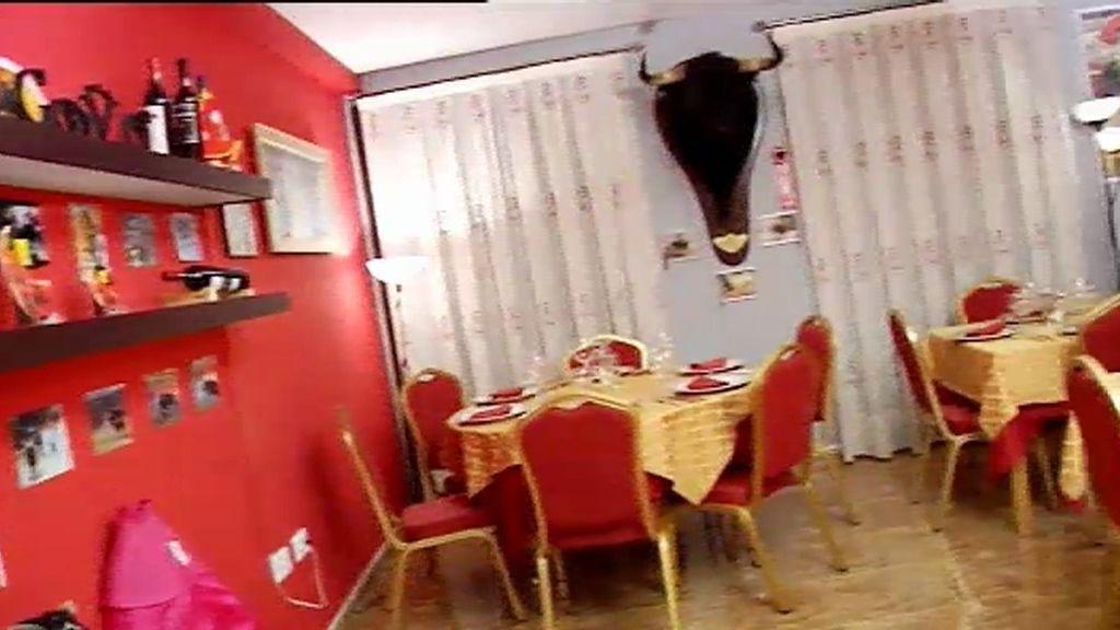 'Casa Goyo': un restaurante muy taurino