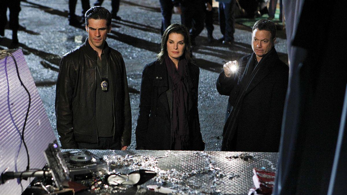CSI Nueva York 30/01/12