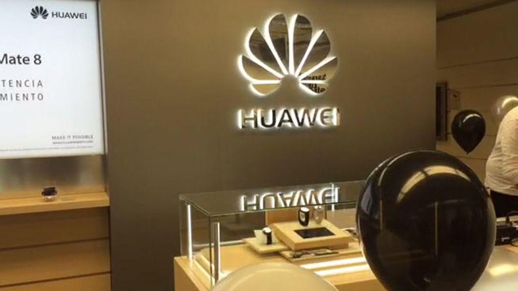 El espacio Huawei más grande del mundo