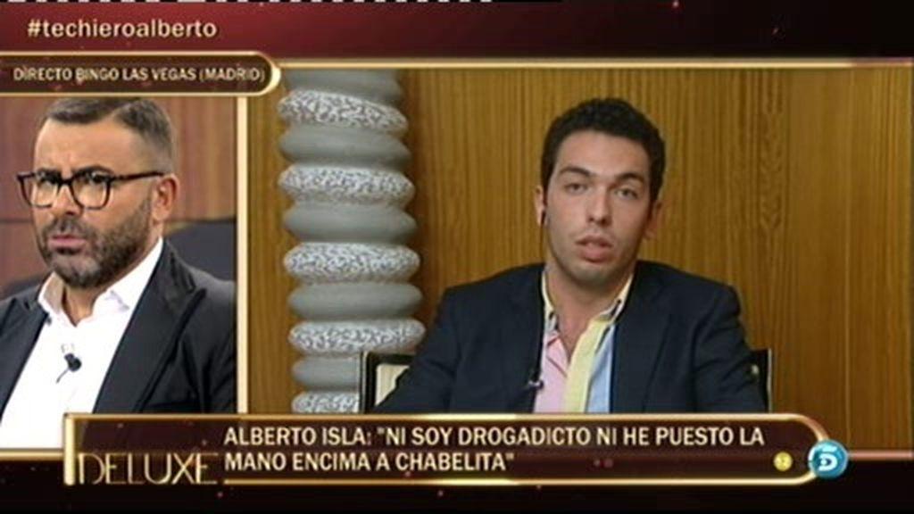 """Alberto: """"Nunca he recibido cariño de Chabelita, siempre ha sido muy fría"""""""