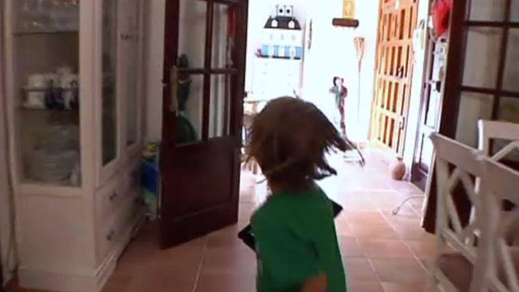 Miguel, un pequeño torbellino