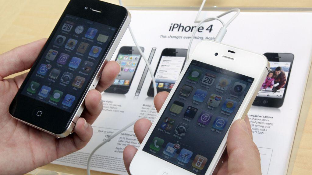 iPhone cuenta con muchas aplicaciones que van más allá de la telefonía. Foto: Gtres.