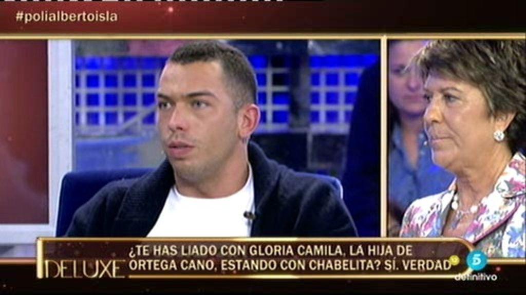 """Gloria Camila, de Alberto Isla: """"Todo lo que diga de mí es totalmente falso"""""""