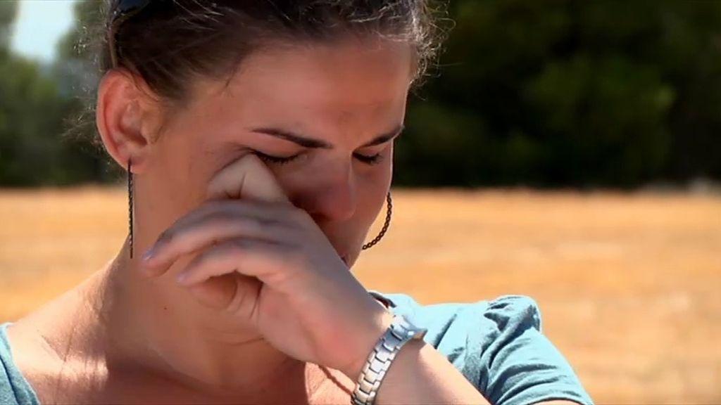 Lágrimas como puños