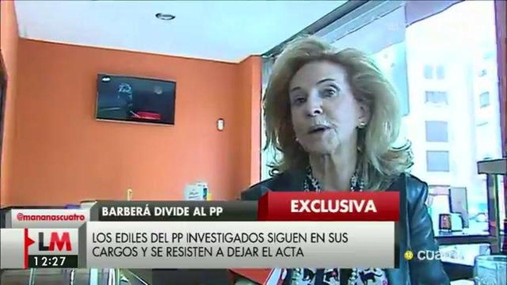 """Maryén Beneyto (PP): """"Me voy porque creo que el partido debe hacer su trabajo"""""""