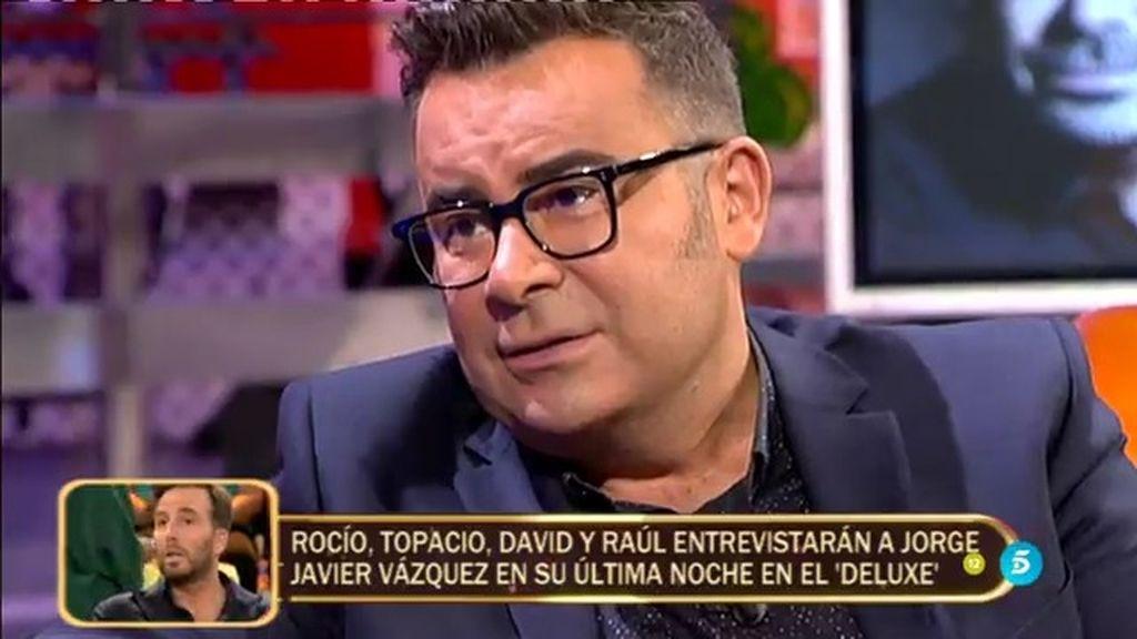 """Jorge Javier: """"No tuve valor de dejar Badalona y venirme a Madrid para ser actor"""""""