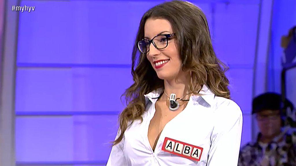 """Nagore, sobre el 'look' de Alba: """"Yo a ella le firmaba todo lo que me pidiera"""""""