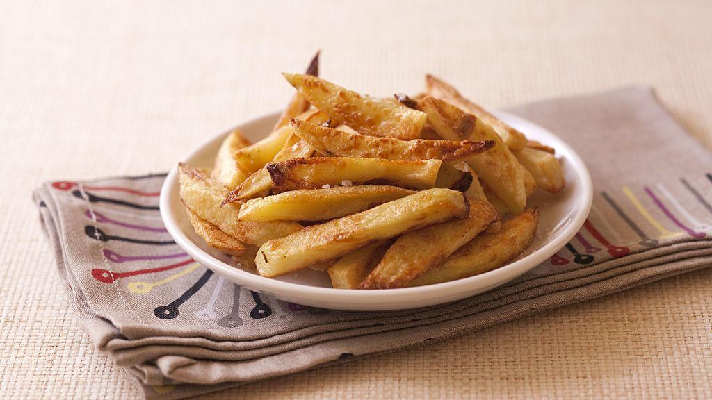 Patatas fritas. Foto: GTRES
