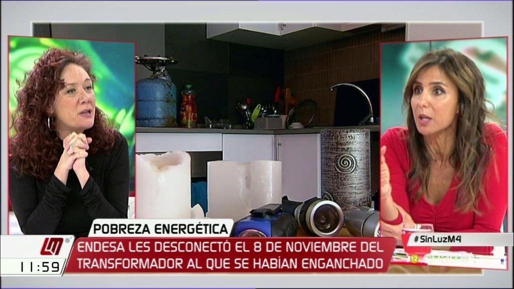 """Cristina Fallarás: """"Hemos llegado aquí porque durante cuatro años nos hemos negado a denunciar la pobreza"""""""