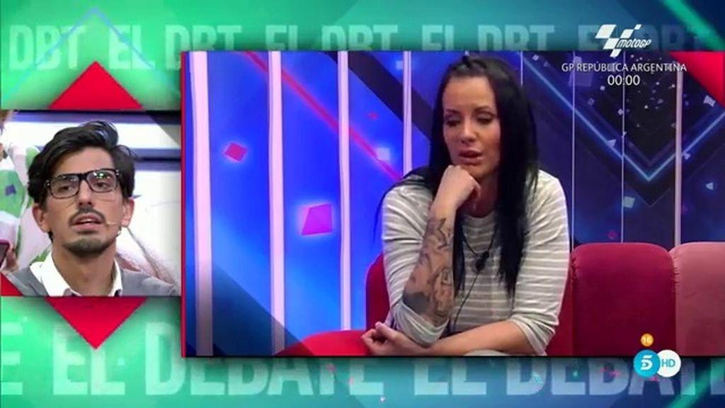 """Laura Campos, de Dani: """"Era y es la persona más importante para mí en este 'GH VIP"""""""