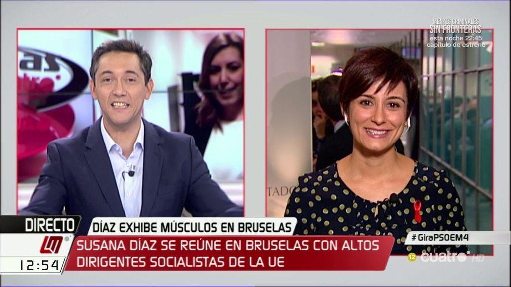 """Isabel Rodríguez (PSOE): """"El PP sabía que la Ley Mordaza tenía los días contados"""""""