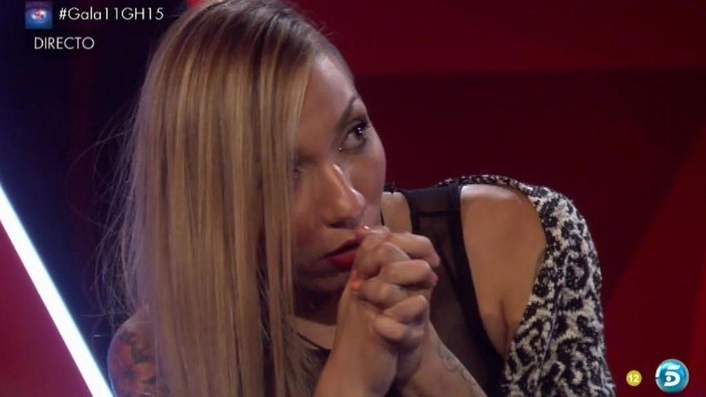 """Paula, a Vitín tras su expulsión: """"Él que se merece estar fuera es él"""""""