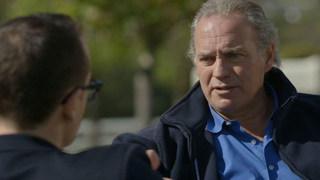 """Risto, a Bertín: """"¿Me vas a decir que tú tampoco sabías qué hacían con tu dinero?"""""""