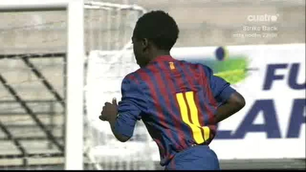 Las estrellas de fútbol 7