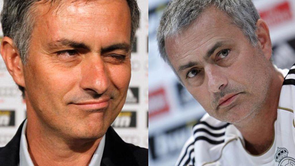 El antes y el después de Mourinho