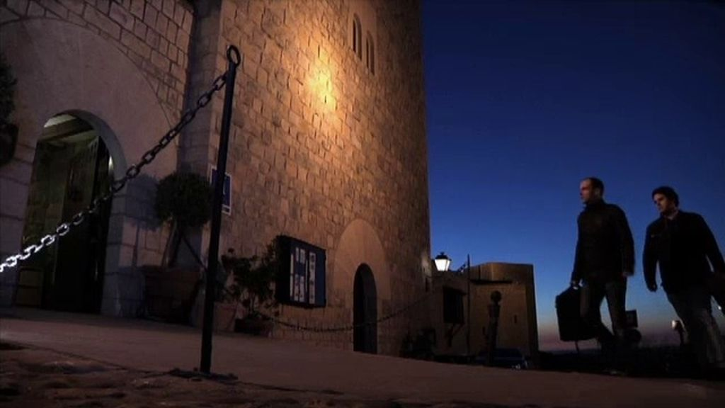 El misterio del parador de Jaén y las extrañas presencias que habitan en él
