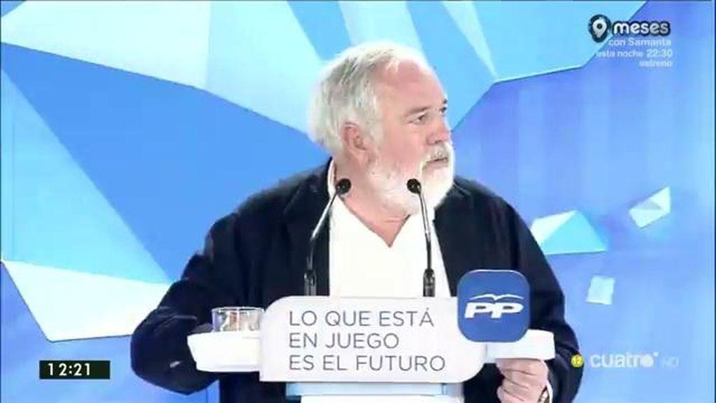 Arias Cañete no se inhibió en el consejo que aprobó la amnistía fiscal, según 'El Confidencial'