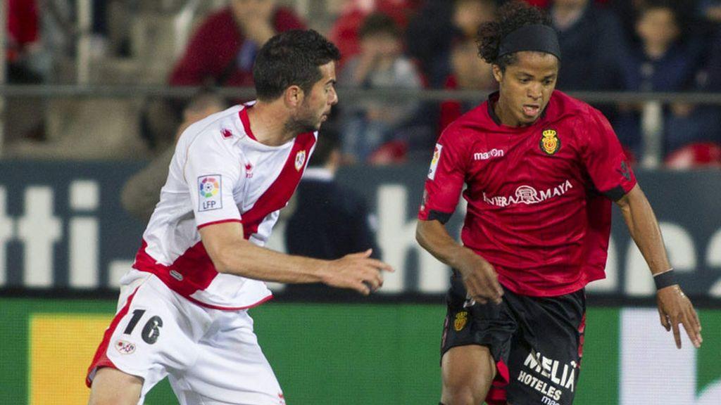 Mallorca y Rayo Vallecano se reparten los puntos