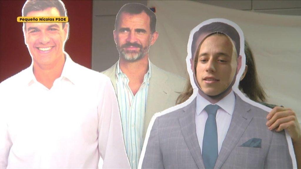 Si el PSOE busca su propio 'Pequeño Nicolás'... nosotros hacemos el casting