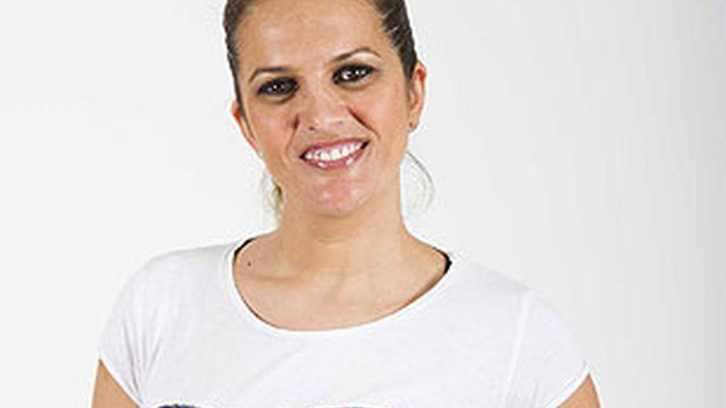 Marta López, concursante de 'El Reencuentro'.