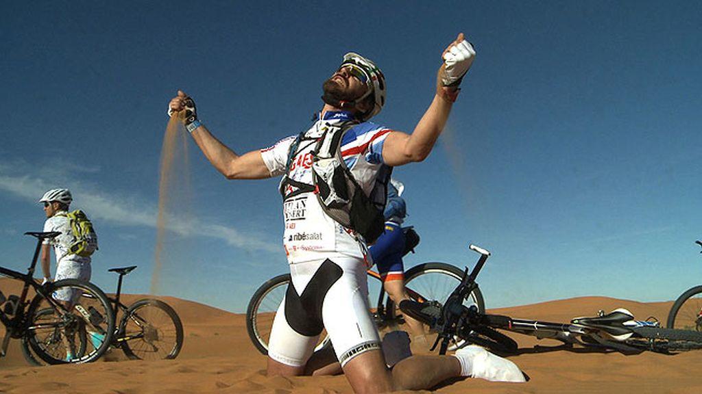 Un reto: 700 kilómetros en 7 días