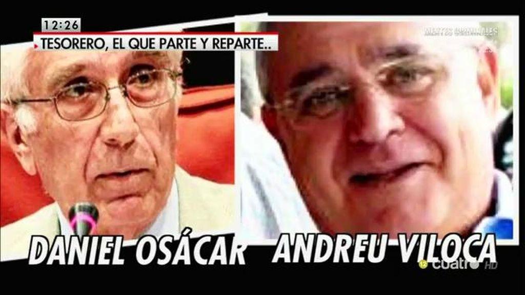 Andreu Viloca, el tesorero de Convergència i Unió, detenido por el caso del 3%