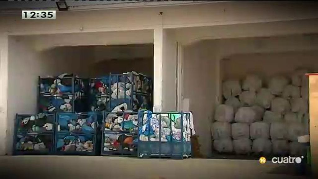 El presunto negocio de la Púnica con la recogida de ropa destinada a pobres