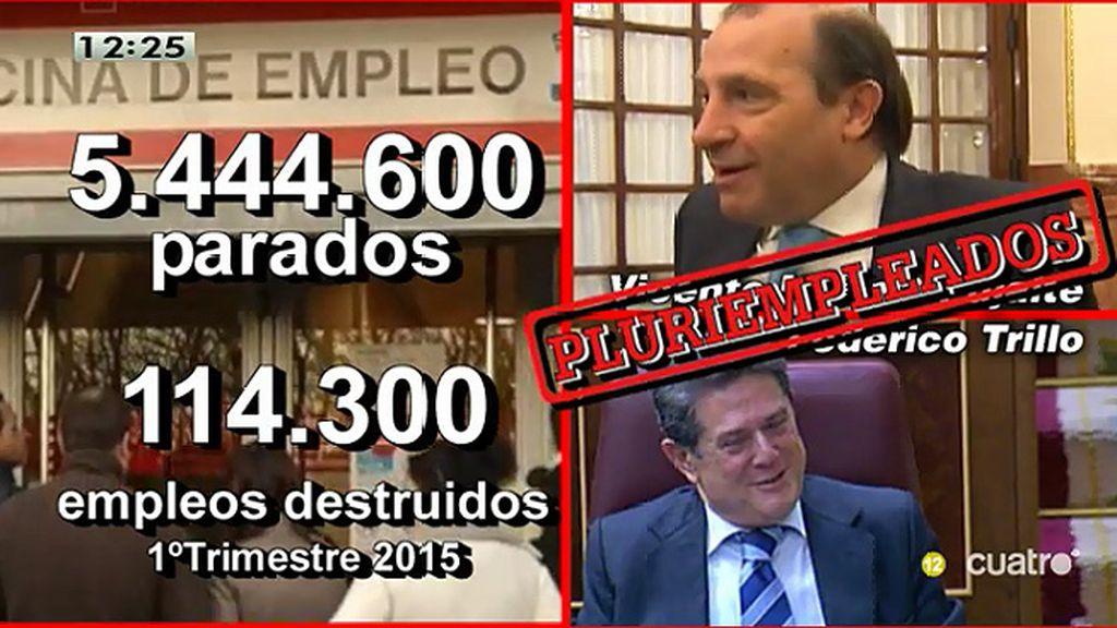 Pujalte y Trillo cobraron de una constructora mientras eran diputados, según 'El País'