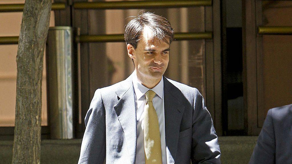 Pablo Ruz abandona la Audiencia Nacional