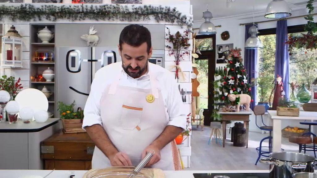 David de jorge cocina helado mantecado for La cocina de david de jorge