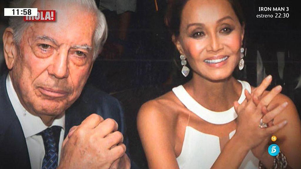 Isabel Preysler no se mudará a Nueva York con Vargas Llosa, según Marisa M. Blázquez