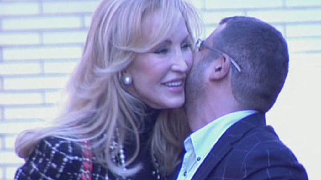 Lomana y Jorge Javier hacen las paces