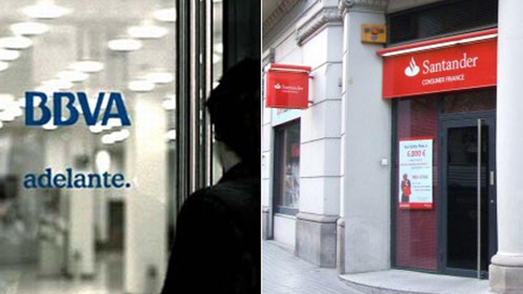 BBVA y Santander necesitan más capital según la Autoridad Bancaria Europea (EBA)