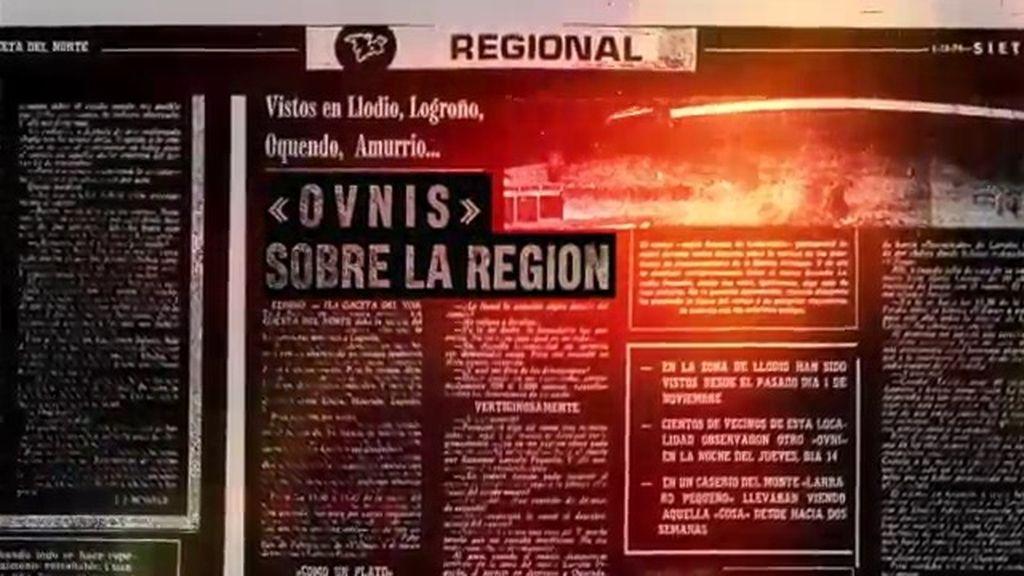 Ovnis en la escuela: En los años setenta centenares de niños dijeron verlos en España