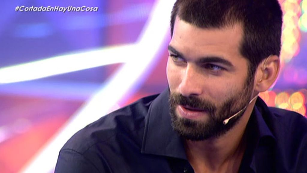 """Rubén Cortada: """"Lo malo de ser actor es generar tanta atención, es intimidante"""""""