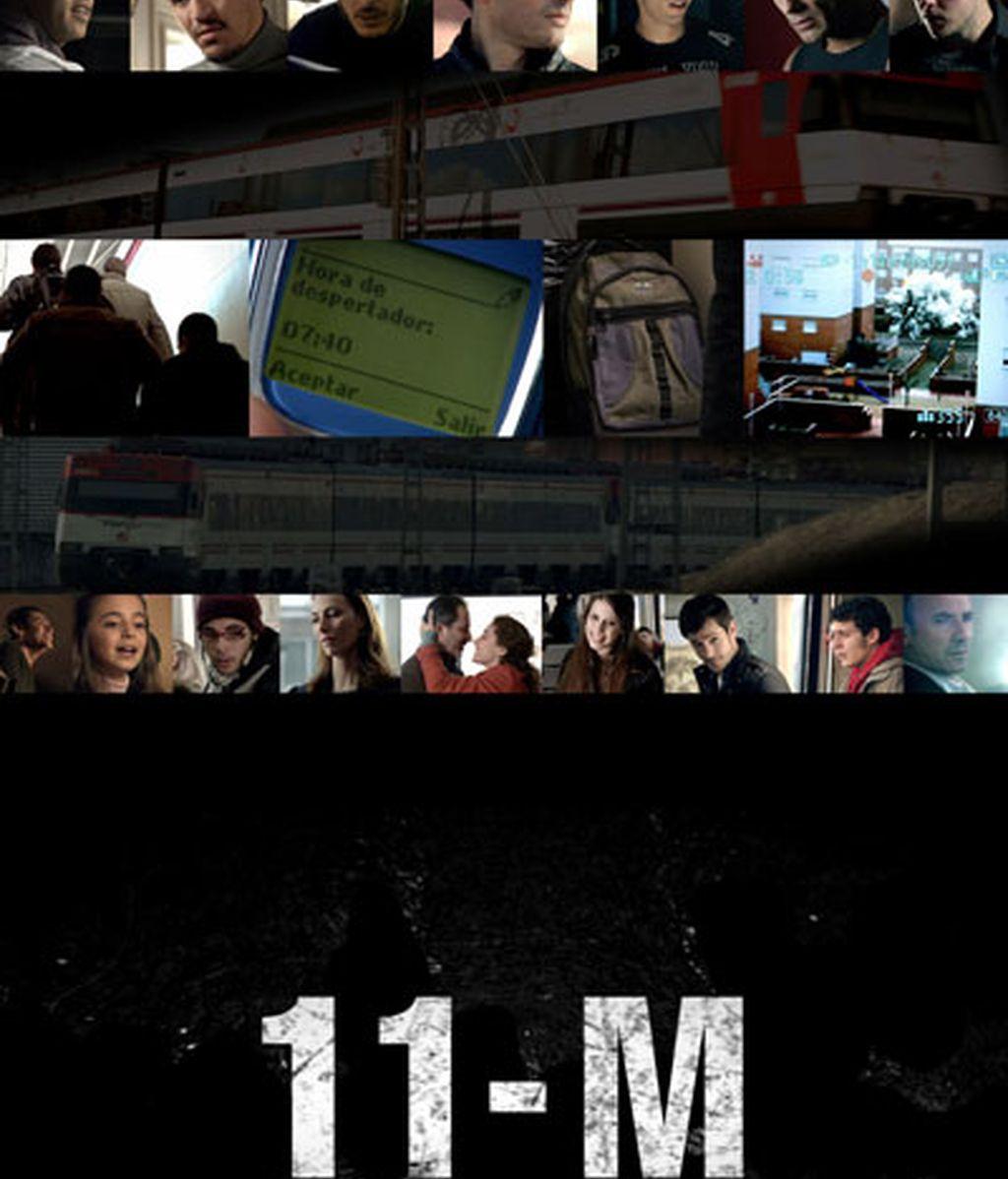 Las imágenes de la miniserie del 11-M