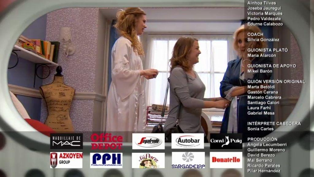 En el último capítulo…¿irá sola Lucía a la boda de Rodrigo e Irene?